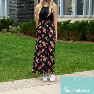 Floral Dress from Xhiliration